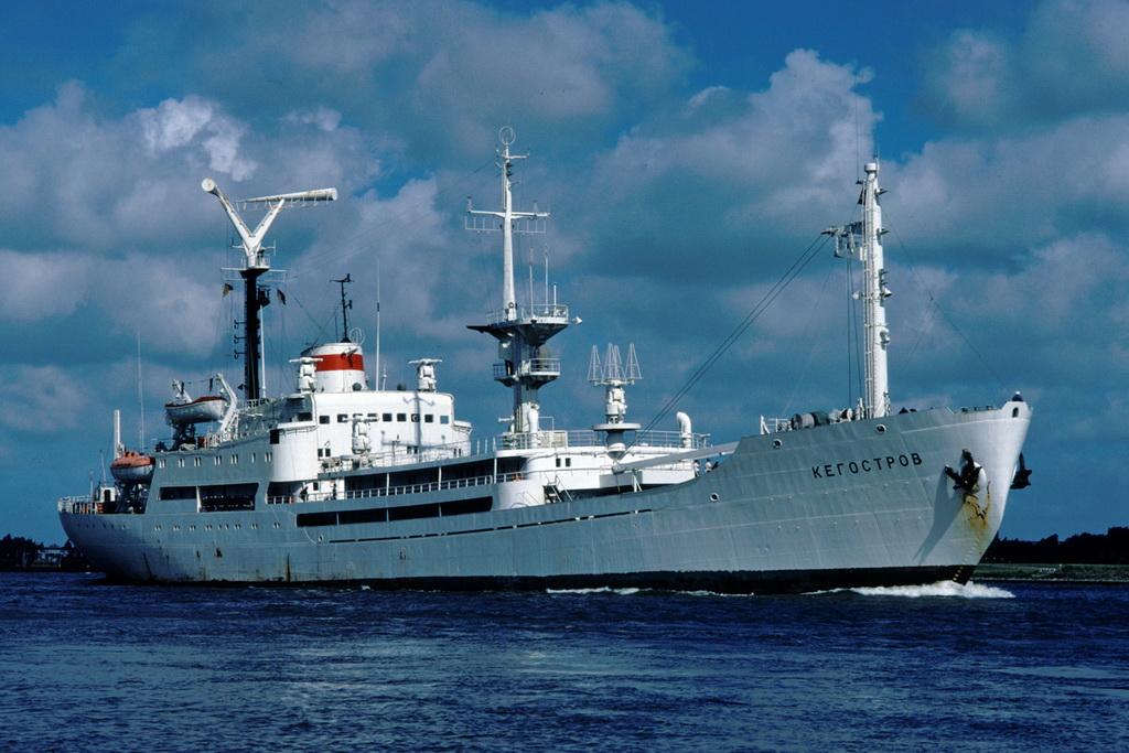 Фото: Brian Fisher (shipspotting.com)