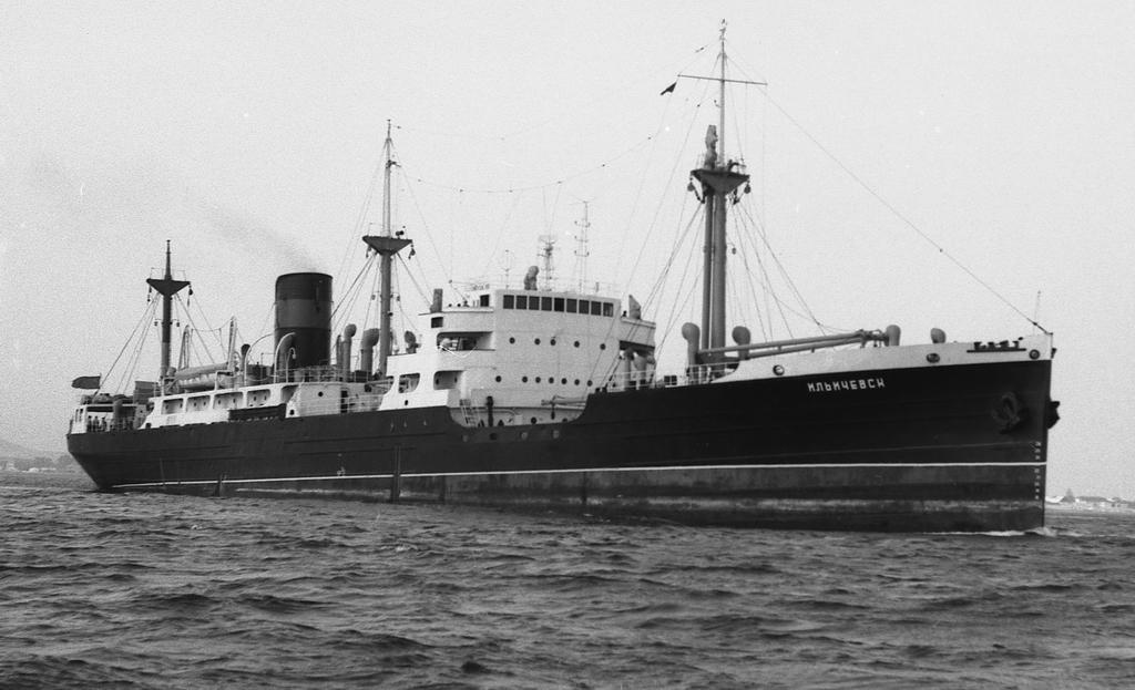 Фото: Malcolm Cranfield (shipspotting.com)