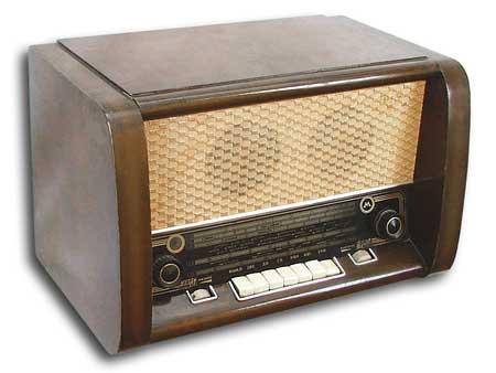 """Ещё был радиоприёмник """""""