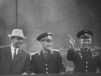 Г.С.Титов, Ю.А.Гагарин